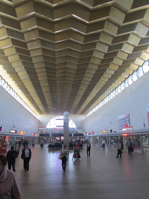 Проект производства работ комплексная реконструкция Ленинградского вокзала