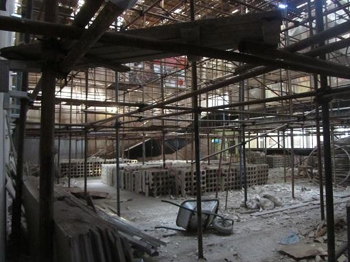 ППР на реконструкцию Ленинградского вокзала