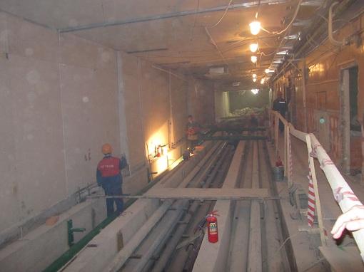 Проект производства работ реконструкция Ленинградского вокзала