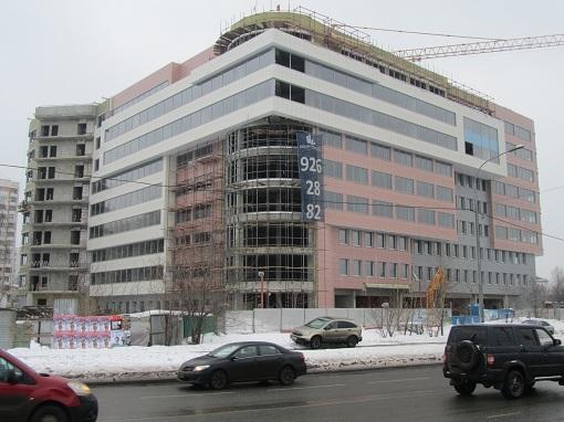 ППР для Административно-делового здания