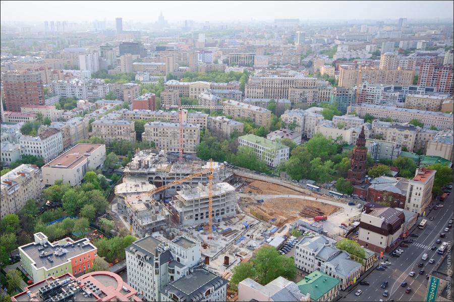 разработка проекта организации строительства
