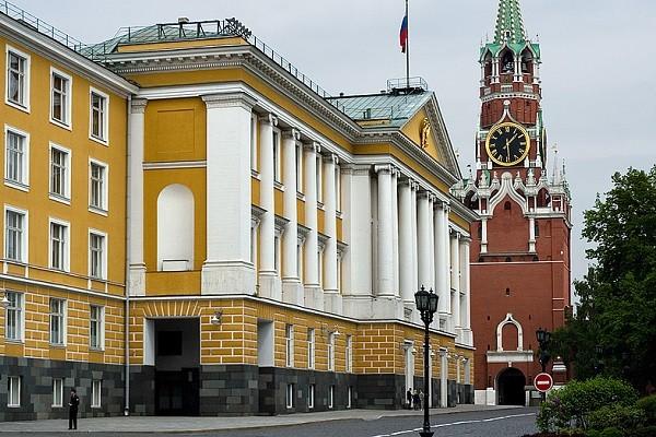 проект производства работ кремль